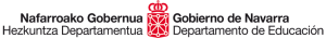 Departamento de Educación, Gobierno de Navarra